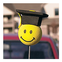 Graduation Antenna Topper