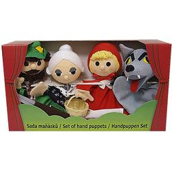 Red Riding Hood Puppet Gift Set