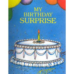 My Birthday Surprise - Personalized Story