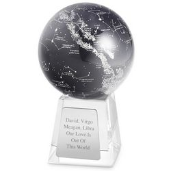 Engravable Mova Constellation Globe