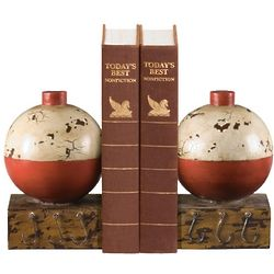 Fishing Bobber Bookends