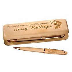 Personalized Confirmation Pen and Box Set