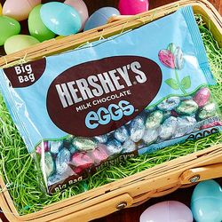 Hershey's Chocolate Eggs Gift Bag