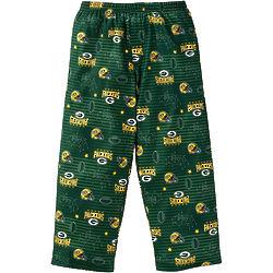 Kid's Green Bay Packers Sleep Pants
