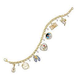 Elvis Presley Showstopper Charm Bracelet