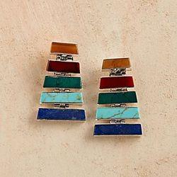 Chilean Inca Earrings