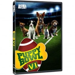 Puppy Bowl VI DVD