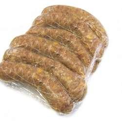 Bacon Cheddar Bratwurst