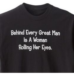 Every Great Man T-Shirt