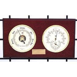 Barometer, Thermometer and Hygrometer Station