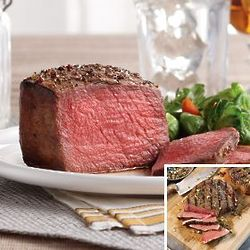 Attention Getter Filet Mignon and Prime Rib Gift Box