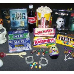 Horror Movie Night Package with DVD