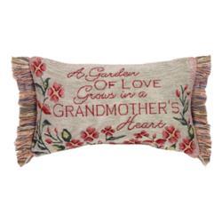 Grandmother's Heart Word Pillow