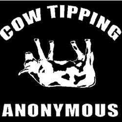 Cow Tipping Anonymous T-Shirt