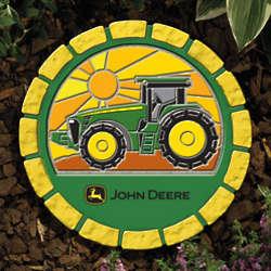 John Deere Mosaic Stepping Stone