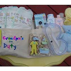 Grandpa's On Duty Diaper Belt