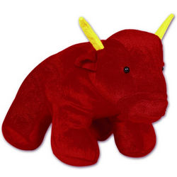 Mad Money Plush Bull