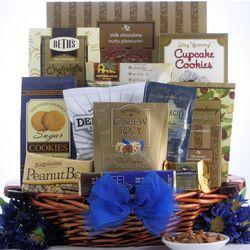 Shalom! Gourmet Kosher Hanukkah Gift Basket