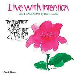 Live with Intention 2014 Wall Calendar