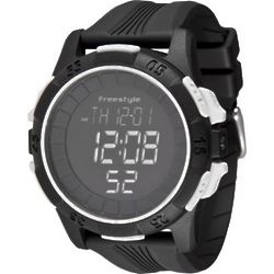 Kampus XL Black and White Sports Watch