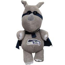 Seattle Seahawks Superhero Plush Rhino