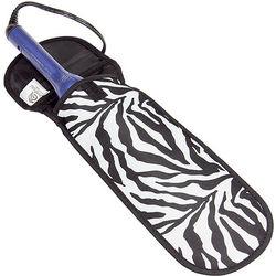 Zebra Print Travel Hair Styler Cover