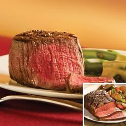 Emperor Filet Mignon and Top Sirloin Gift Box