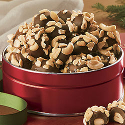 Triple Dipped Chocolate Cashews Gift Tin