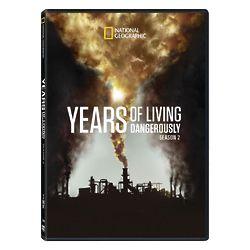 Years of Living Dangerously: Season 2 DVD