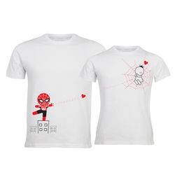 Captured By Your Love His & Hers Matching Couple Shirts