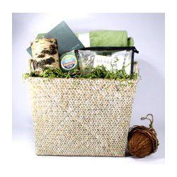 Strength Acorn Gift Basket Deluxe