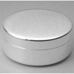 Small Round Engraved Keepsake Box