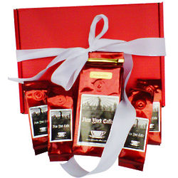Valentine's Day Coffee Lovers Ground Coffee Gift Box