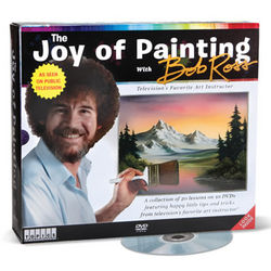 Bob Ross Painting Tutorial DVD