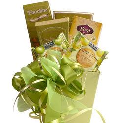 Tea and Cookies Gift Basket