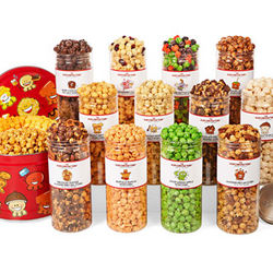 6 Month Fresh Flavors Popcorn of the Month Club