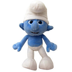 The Smurfs Clumsy Smurf Plush