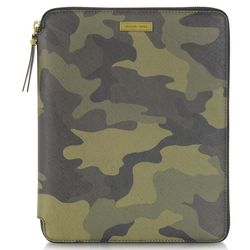 Jet Set Camouflage iPad Case