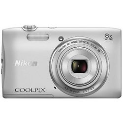 20.1 Megapixel Coolpix Camera with 8X Optical Zoom