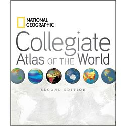 Collegiate Atlas of the World: 2nd Edition Book