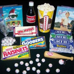 Baseball Movie Night Package with DVD