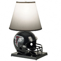 Atlanta Falcons Helmet Lamp