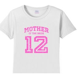 Mother of the Bride 2012 T-Shirt