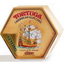 Tortuga Orignal Key Lime Rum Cake