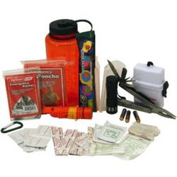 Deluxe Survival Bottle Kit