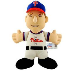 "Phillies Roy Halladay 7"" Plush Doll"