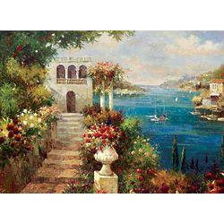 Marina di Leuca II Tapestry