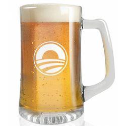 Obama Logo Beer Mug