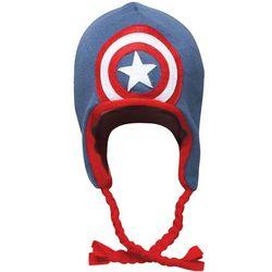 Captain America Shield Laplander Hat
