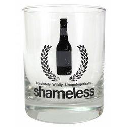 Shameless Rocks Glass